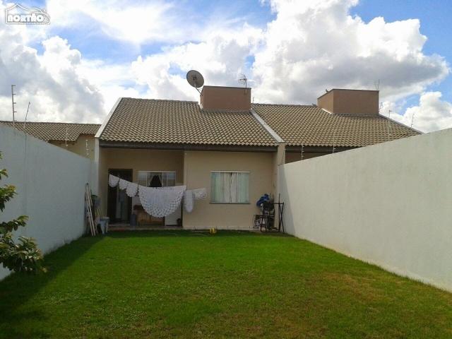 Casa a venda no JARDIM ITALIA II em Sinop/MT