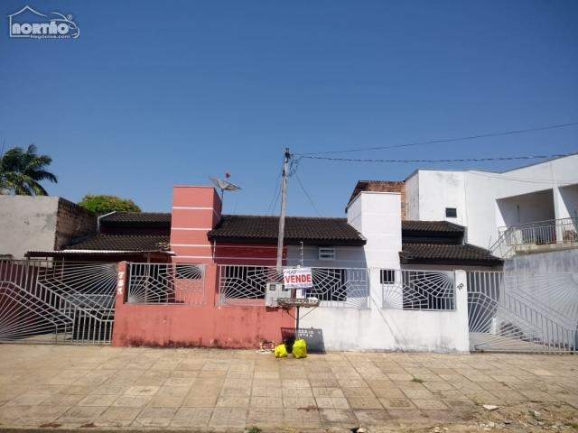 Casa a venda no JARDIM DAS PALMEIRAS em Sinop/MT