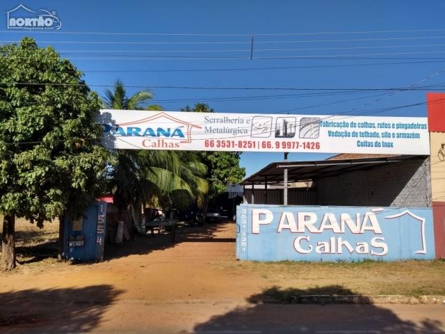 CASA PARA LOCAÇÃO NO JARDIM JACARANDÁS EM SINOP/MT