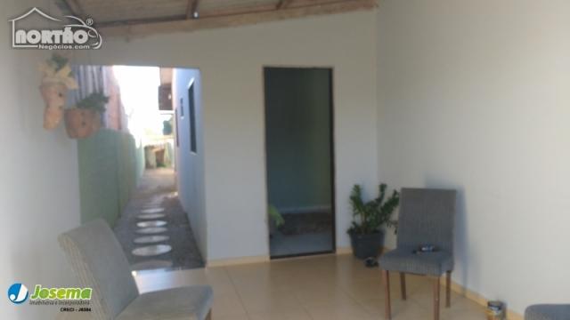 Casa a venda no JARDIM OLIVEIRAS em Sinop/MT