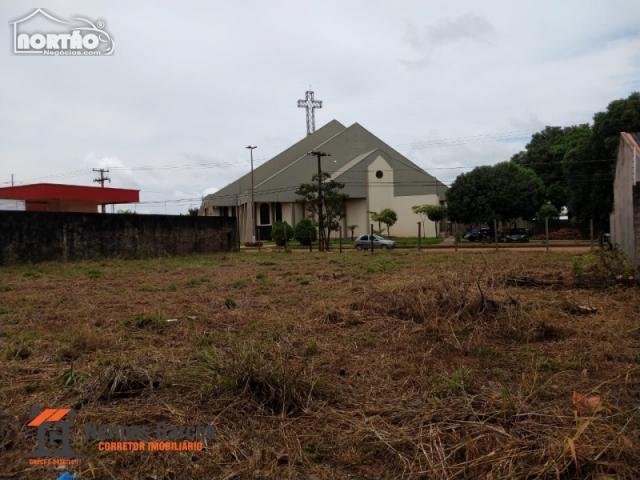 Terreno a venda no SÃO CRISTÓVÃO em Sinop/MT