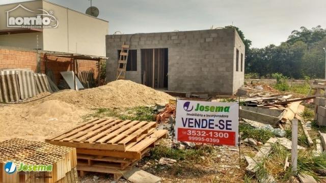 CASA A VENDA NO RESIDÊNCIAL SAFIRA EM SINOP/MT