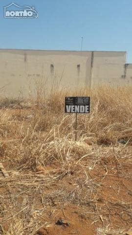 TERRENO A VENDA NO RESIDENCIAL SABRINA EM SINOP/MT