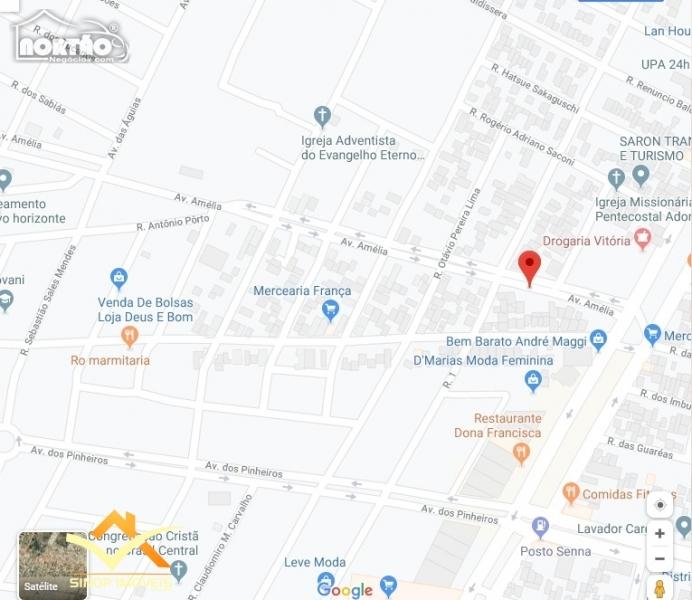 Terreno a venda no JARDIM SÃO PAULO em Sinop/MT
