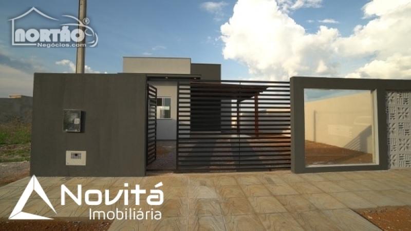 Casa a venda no JARDIM ROMA em Sinop/MT