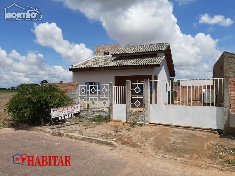 Casa a venda no RESIDENCIAL MORIÁ em Sinop/MT