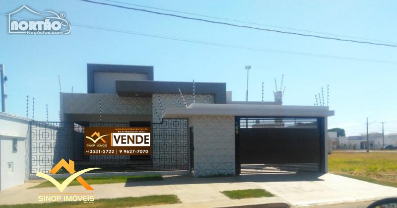 Casa a venda no BELA SUIÇA em Sinop/MT