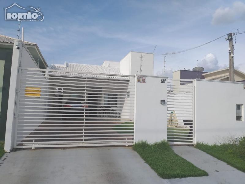 Casa a venda no JARDIM PARAÍSO em Sinop/MT