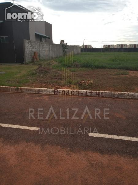 Terreno a venda no RESIDENCIAL FLAMBOYANTS em Sinop/MT