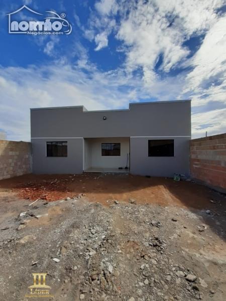 Casa a venda no JARDIM DAS ROSAS em Sinop/MT