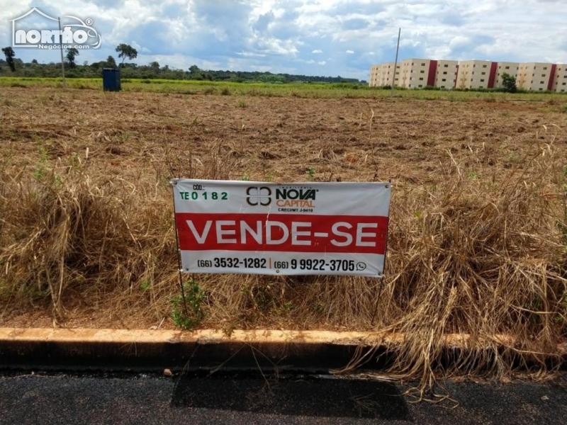 Terreno a venda no BELVEDERE RESIDENCIAL II em Sinop/MT
