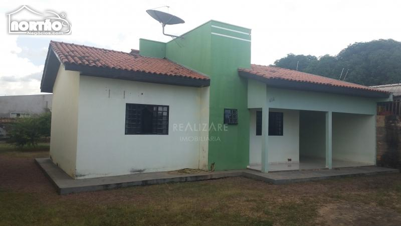 Casa a venda no LOTEAMENTO MENINO JESUS II em Sinop/MT