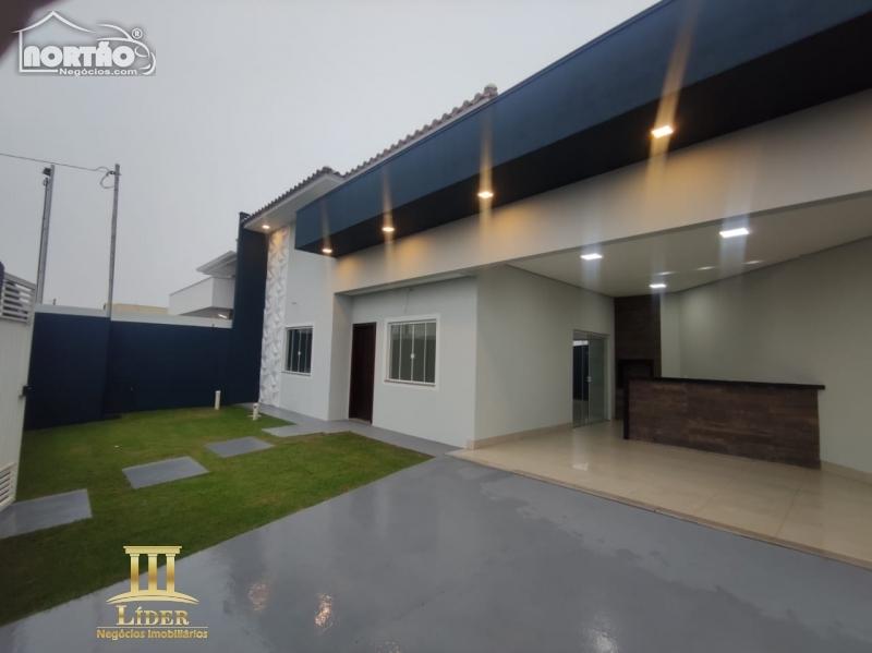 Casa a venda no JARDIM DAS ITAÚBAS em Sinop/MT