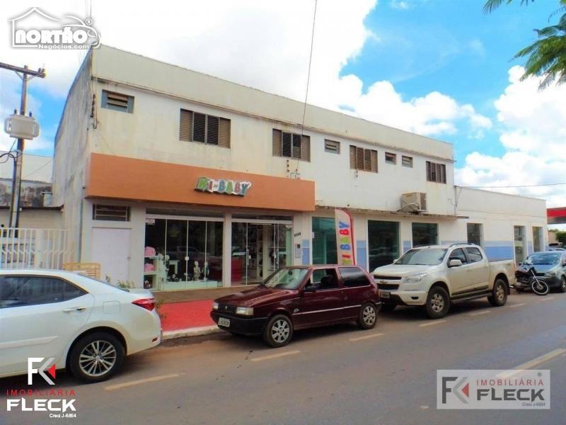 SALA COMERCIAL PARA LOCAÇÃO NO SETOR COMERCIAL EM SINOP/MT
