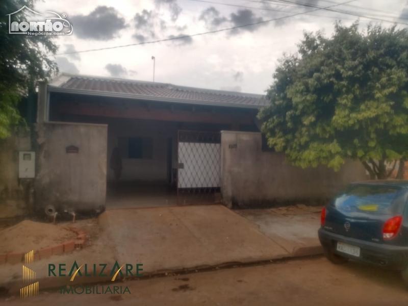 CASA a venda no RESIDENCIAL JOSÉ ADRIANO LEITÃO em Sinop/MT