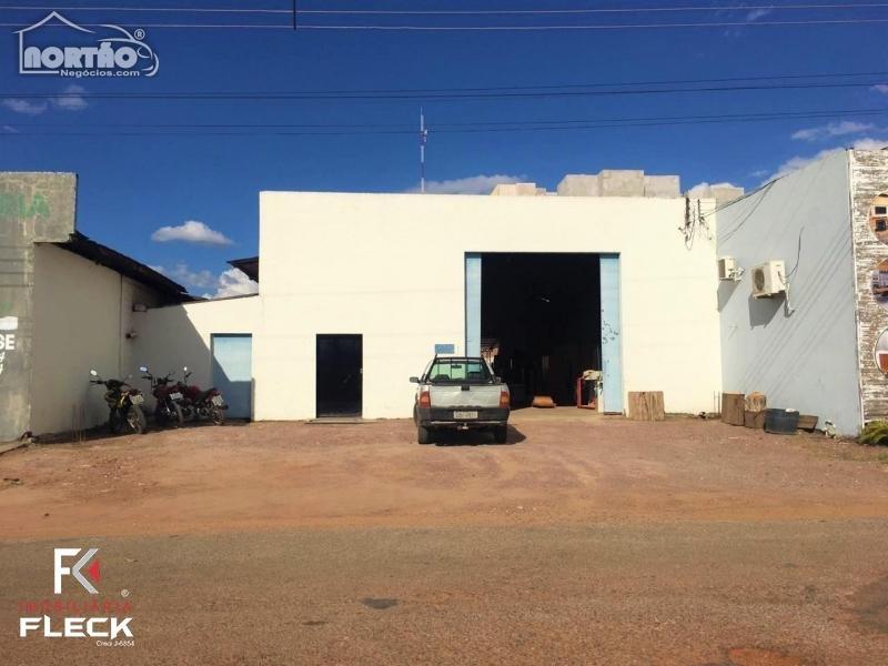 GALPÃO a venda no SETOR INDUSTRIAL SUL em Sinop/MT