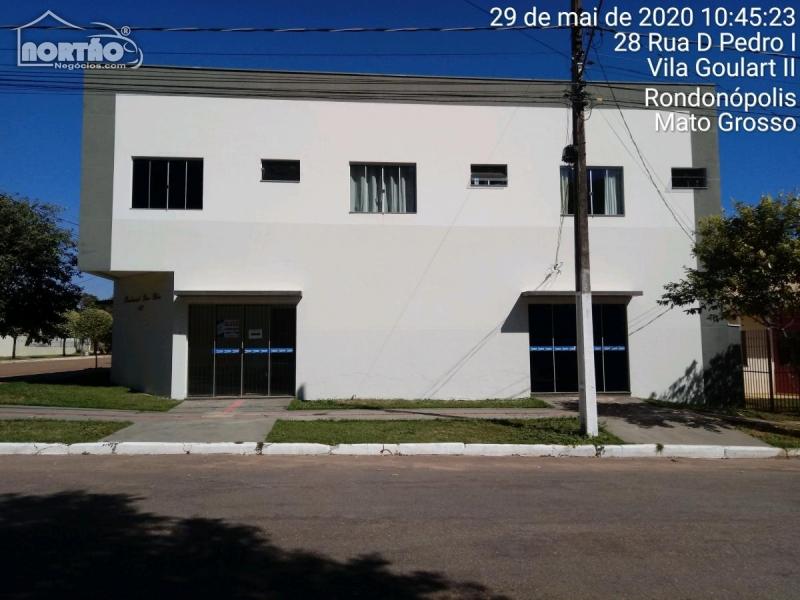 Casa para locação no VILA GOULART em Rondonópolis/MT