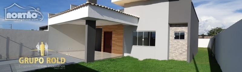 Casa a venda no RESIDENCIAL PARIS em Sinop/MT