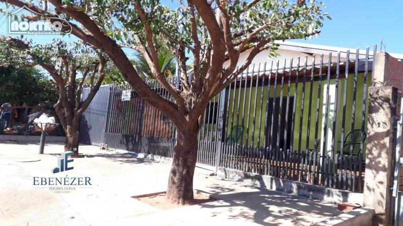 Casa a venda no NOSSA SENHORA DO AMPARO - PRÓXIMO A MADEIREIRA FAZENDÃO em Rondonópolis/MT