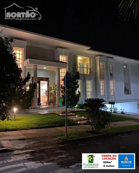 Casa para locação no CONDOMÍNIO FLORAIS CUIABÁ RESIDENCIAL em Cuiabá/MT