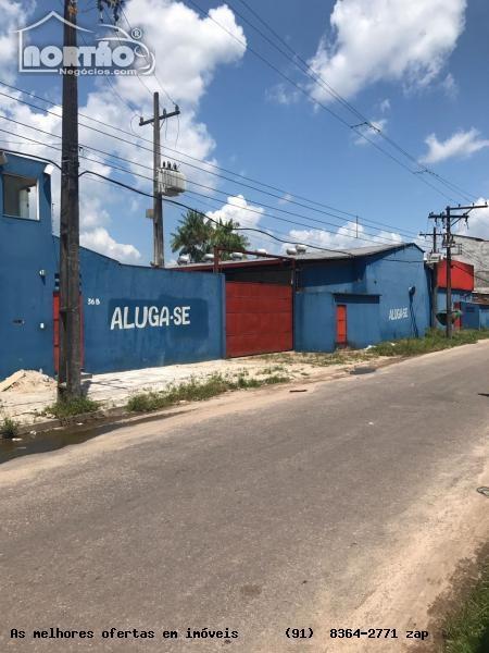 Área para locação no GUANABARA em Belém/PA