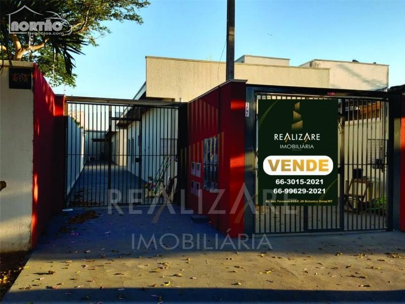 APARTAMENTO a venda no JARDIM PARAÍSO em Sinop/MT