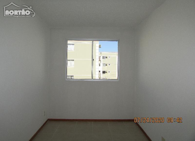 Apartamento para locação no COOPHEMA em Cuiabá/MT