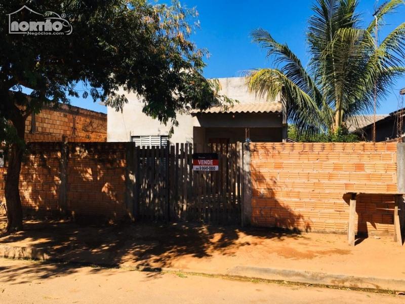 Casa a venda no SEBASTIÃO DE MATOS em Sinop/MT