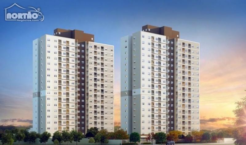 Apartamento para locação no  em Sinop/MT