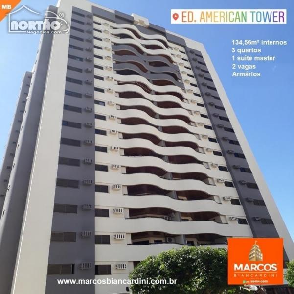 Apartamento para locação no JARDIM DAS AMÉRICAS em Cuiabá/MT