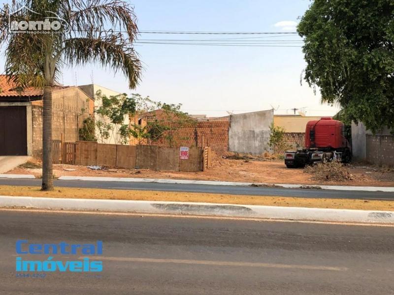 TERRENO a venda no VITORIA REGIA em Sorriso/MT