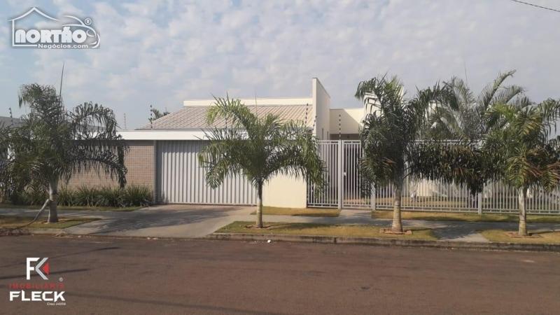 CASA A VENDA NO JARDIM PARAÍSO III EM SINOP/MT