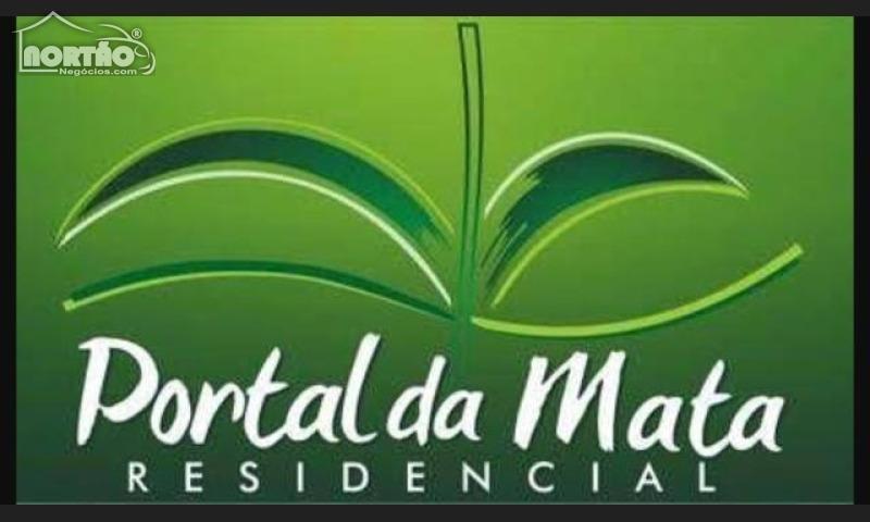 TERRENO a venda no CONDOMÍNIO RESIDENCIAL PORTAL DA MATA em Sinop/MT