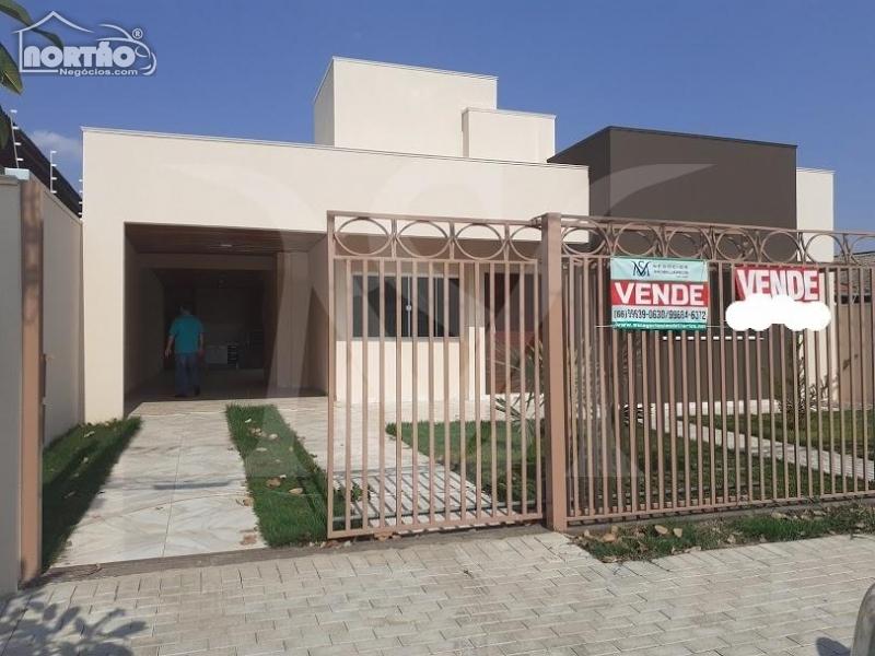 CASA a venda no JARDIM ITÁLIA em Sinop/MT
