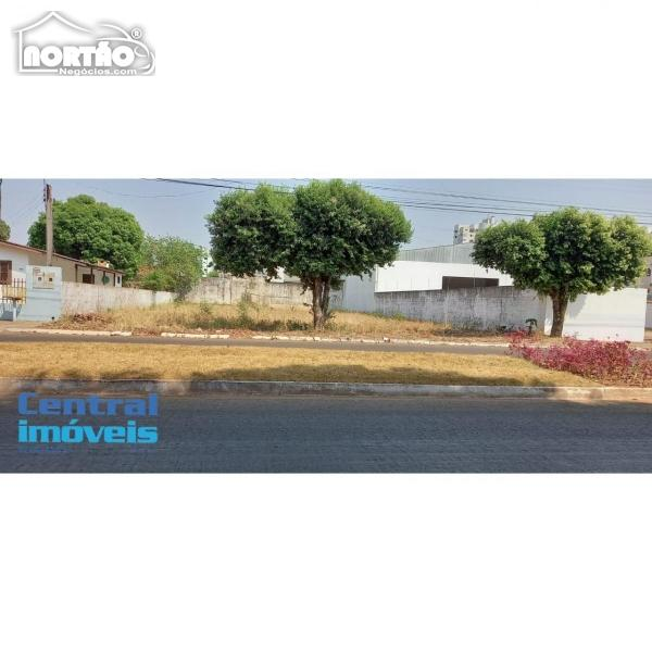 TERRENO a venda no ALVORADA em Sorriso/MT