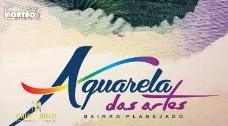 TERRENO a venda no AQUARELA DAS ARTES em Sinop/MT