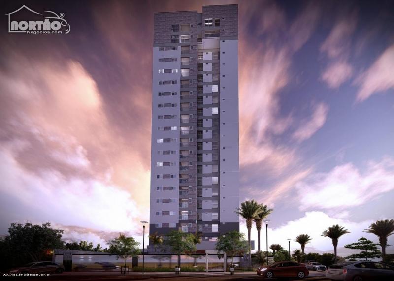Apartamento a venda no VILLA BARÃO RESIDENCIAL em Rondonópolis/MT