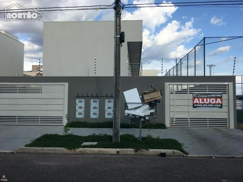 APARTAMENTO PARA LOCAÇÃO NO RESIDENCIAL FLORENÇA EM SINOP/MT