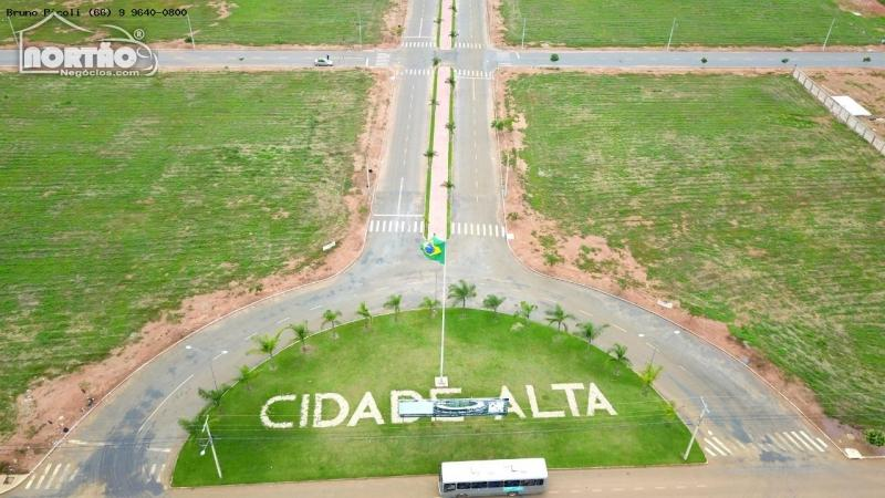 Terreno a venda no CIDADE ALTA em Sinop/MT