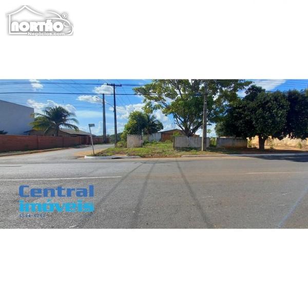 TERRENO a venda no JARDIM AMAZONAS em Sorriso/MT