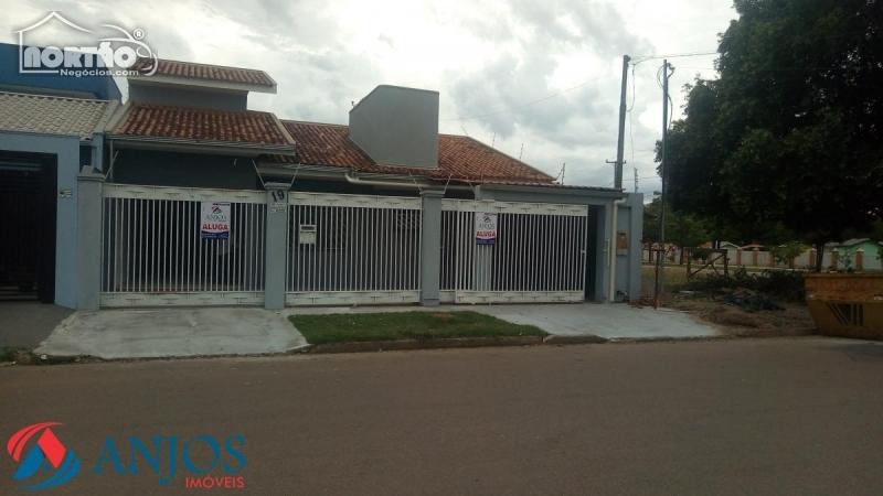 CASA para locação no NOSSA SENHORA APARECIDA em Sinop/MT