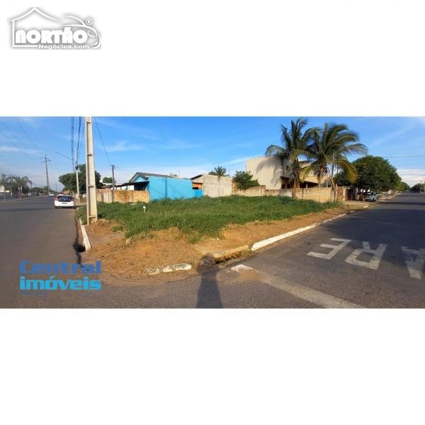 TERRENO a venda no JARDIM PRIMAVERA em Sorriso/MT
