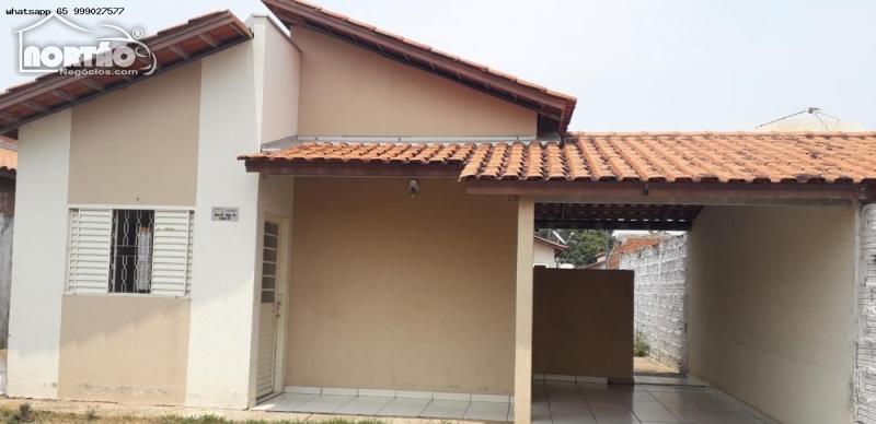 Casa a venda no RESIDENCIAL ARICÁ em Cuiabá/MT