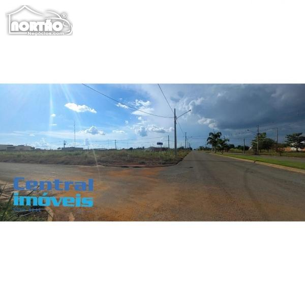 TERRENO a venda no SANTA CLARA II em Sorriso/MT