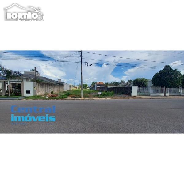 TERRENO a venda no JARDIM AURORA em Sorriso/MT