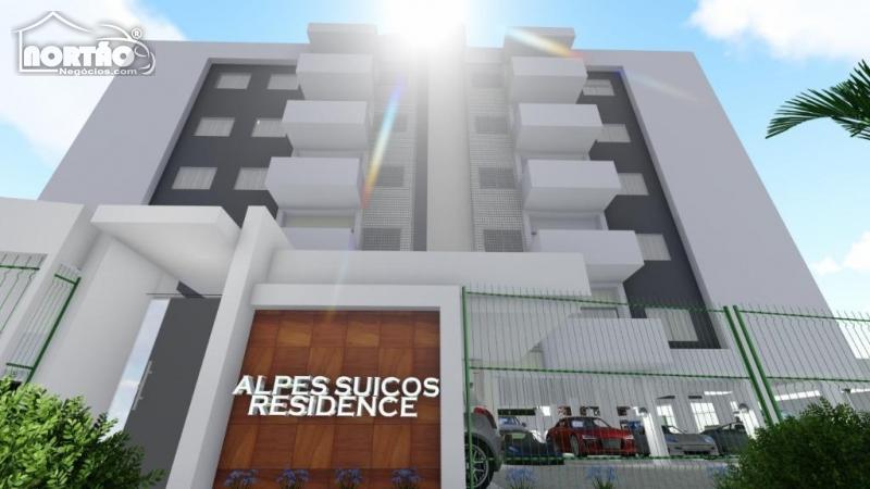 Apartamento a venda no RECANTO SUIÇO em Sinop/MT