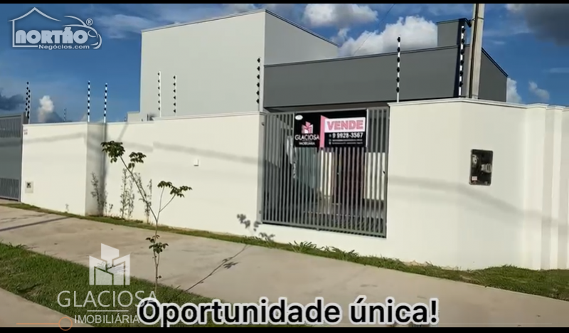 CASA a venda no JARDIM BELO HORIZONTE em Sinop/MT