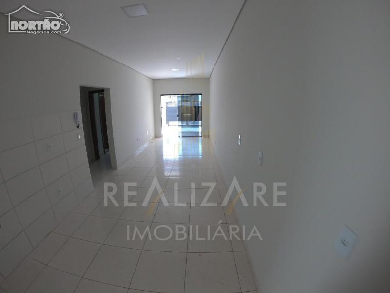 Casa para locação no JARDIM ITÁLIA II em Sinop/MT