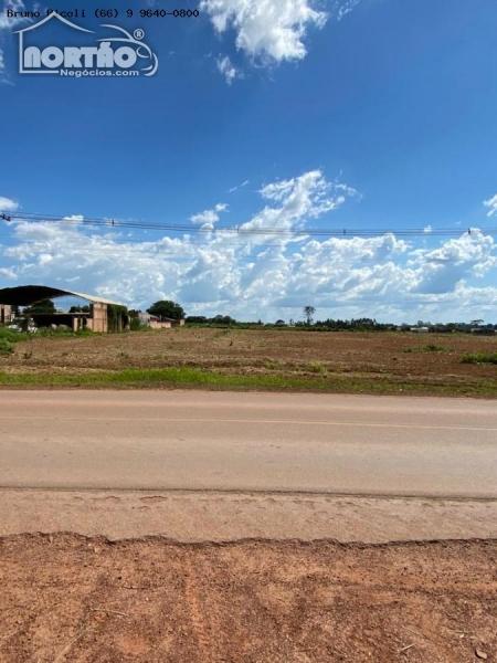 Terreno a venda no CENTRO em Alta Floresta/MT