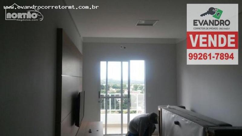 Apartamento a venda no RIBEIRÃO DA PONTE em Cuiabá/MT